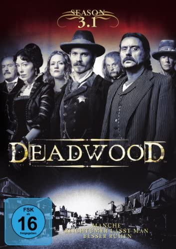 Deadwood Season 3.1 (2 DVDs)
