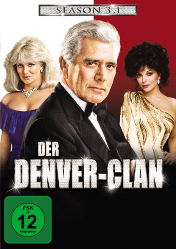 Der Denver-Clan Season 3.1 (3 DVDs)