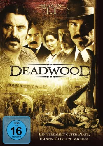 Deadwood Season 1.1 (2 DVDs)