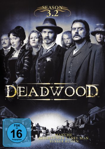 Deadwood Season 3.2 (2 DVDs)