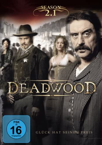 Deadwood Season 2.1 (2 DVDs)