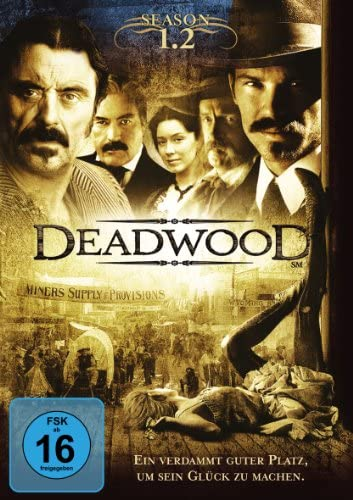 Deadwood Season 1.2 (2 DVDs)