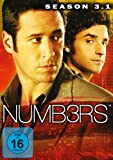 Numbers - Season 3.1 (3 DVDs)