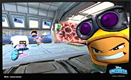 Screenshot: Disney Universe