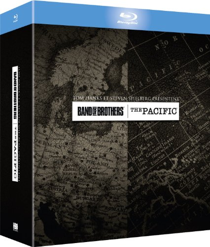 Band of Brothers + The Pacific [Blu-ray]