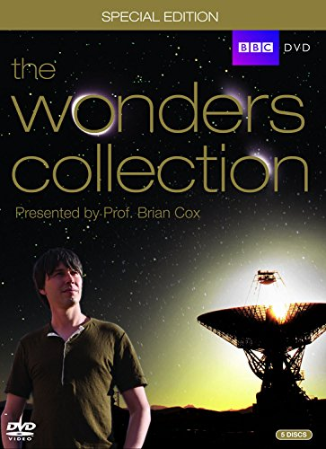 The Wonders Collection - Special Edition Box Set (Wonders of the Solar System & Wonders of the Universe) (5 DVDs)