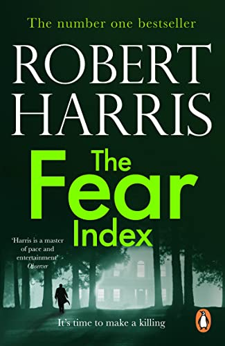 The Fear Index — Robert Harris