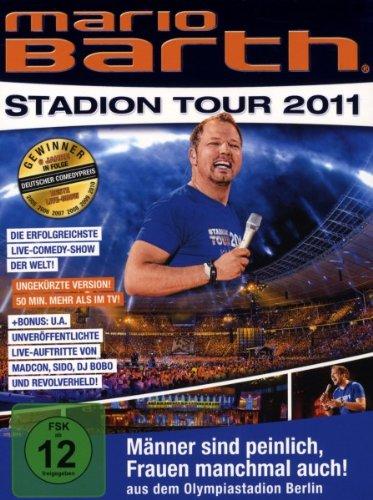 Mario Barth - Stadion Tour 2011 (2 DVDs)