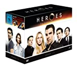 Heroes - The Complete Collection/Season 1-4 (23 DVDs)