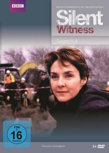 Silent Witness (Gerichtsmedizinerin Dr. Samantha Ryan) Staffel  4 (3 DVDs)