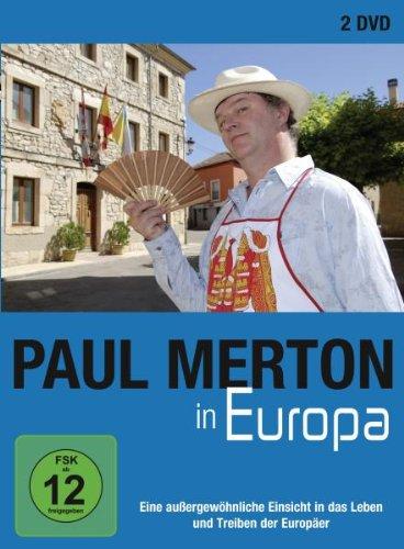 Paul Merton in Europa