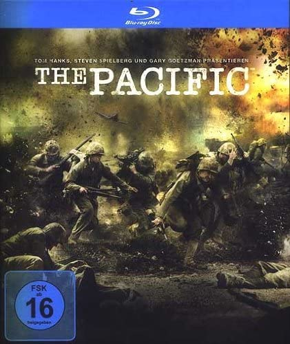 The Pacific Blu-ray