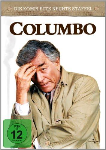 Columbo Staffel  9 (5 DVDs)