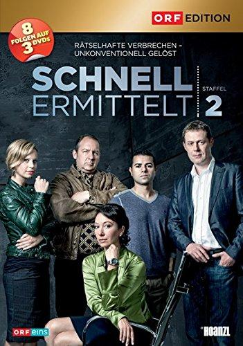 Schnell ermittelt Staffel 2 (3 DVDs)
