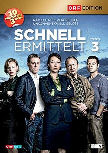Schnell ermittelt Staffel 3 (3 DVDs)