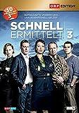 Schnell ermittelt - Staffel 3 (3 DVDs)