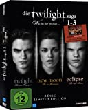 Die Twilight Saga 1-3 - Was bis(s)her geschah... (inkl. Sammelkarte) (Limited Edition) (3 DVDs)