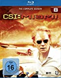 CSI: Miami - Season  8 [Blu-ray]
