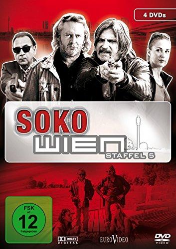 SOKO Wien Staffel  5 (4 DVDs)