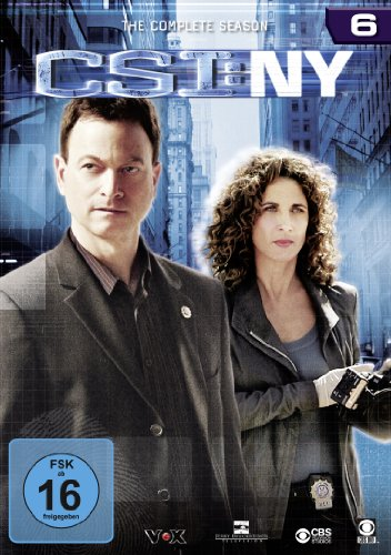CSI: NY Season 6 (6 DVDs)