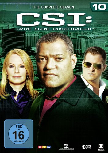 CSI Season 10 (6 DVDs)