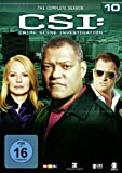 CSI - Season 10 (6 DVDs)