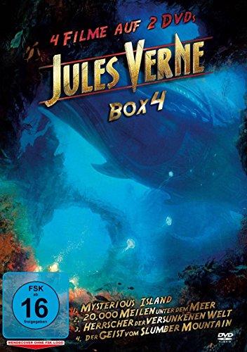 Jules Verne Box (2 DVDs)