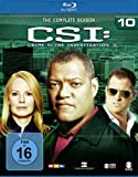 CSI - Season  10 [Blu-ray]