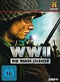 WW II - Wir waren Soldaten. Vergessene Filme des Zweiten Weltkriegs (3 DVDs)