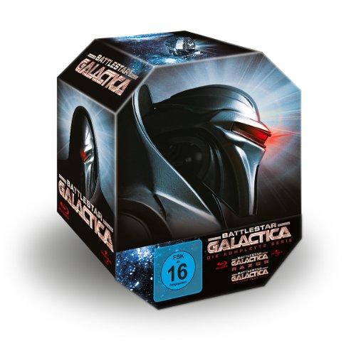 Battlestar Galactica Die komplette Serie (inkl. Battlestar Galactica: Razor / Battlestar Galactica: The Plan) (Limited Editio
