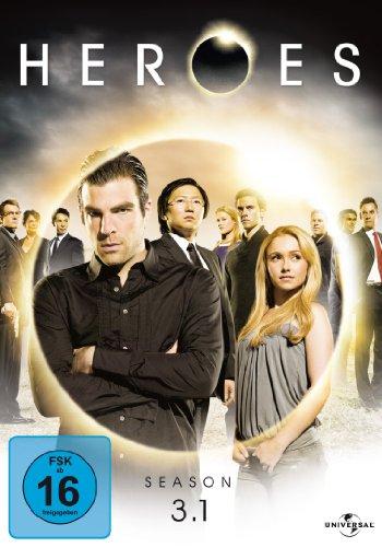 Heroes Staffel 3.1 (3 DVDs)