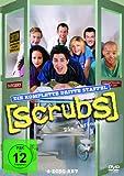 Scrubs: Die Anfänger - Die komplette Staffel 3 (4 DVDs)