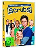 Scrubs: Die Anfänger - Die komplette Staffel 4 (4 DVDs)