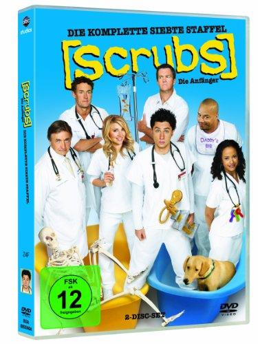 Scrubs: Die Anfänger Die komplette Staffel 7 (2 DVDs)