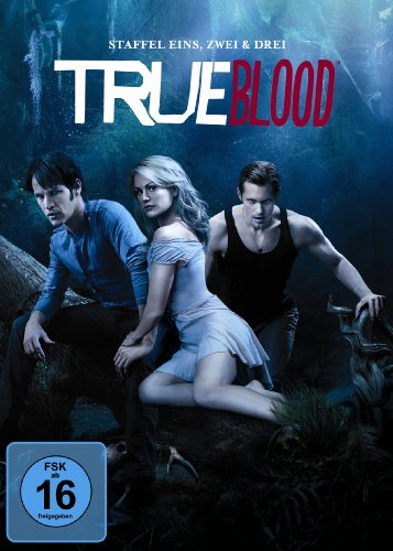 True Blood Staffel 1-3 (15 DVDs)