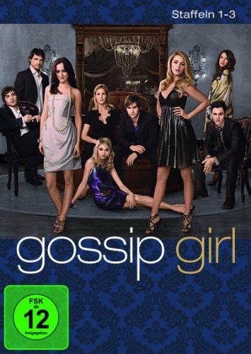 Gossip Girl Staffel 1-3 (17 DVDs)