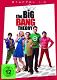 The Big Bang Theory - Staffel  1-3 (10 DVDs)