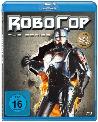 Robocop The Series [Blu-ray]