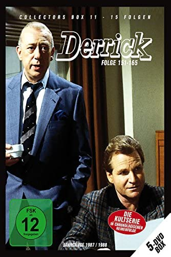 Derrick Collector's Box 11 (5 DVDs)