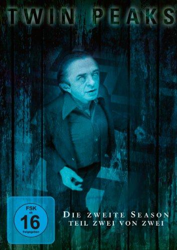Twin Peaks Season 2.2 (3 DVDs)