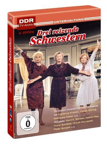 Drei reizende Schwestern (DDR TV-Archiv) (4 DVDs)