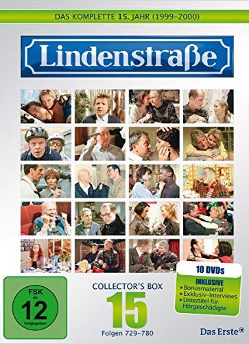 Lindenstraße Das komplette 15. Jahr (10 DVDs)