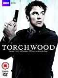 Torchwood - Series 1-4 Box Set (18 DVDs)