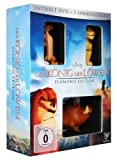 Der König der Löwen (Diamond Edition, + Sammelfiguren) (Limited Edition)