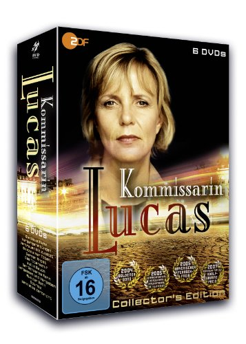 Kommissarin Lucas Box (Collector's Edition) (6 DVDs)