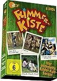 ZDF Flimmerkiste - Box: Die drei Klumberger/Merlin/Mond Mond Mond/Unterwegs nach Atlantis (8 DVDs)