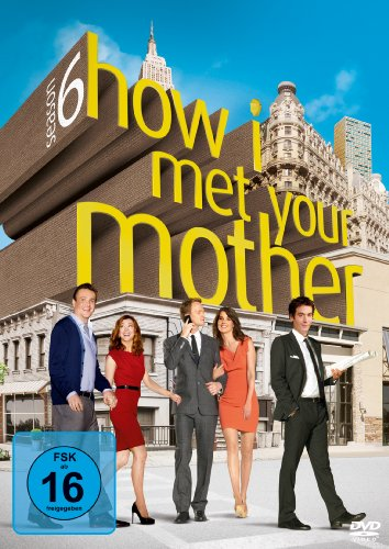 How I Met Your Mother Staffel 6 (3 DVDs)