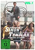 Simon Templar, Vol. 1: Folge 1-7 (2 DVDs)