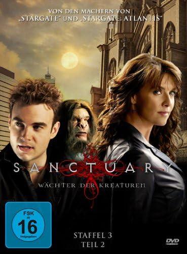 Sanctuary - Wächter der Kreaturen: Staffel 3, Teil 2 (3 DVDs)