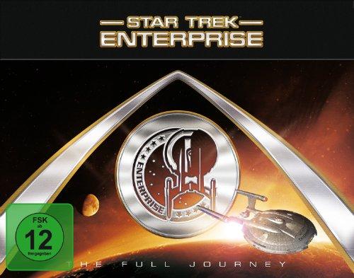 Star Trek - Enterprise: The Full Journey/Die komplette Serie (27 DVDs)